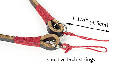Extra attach strings