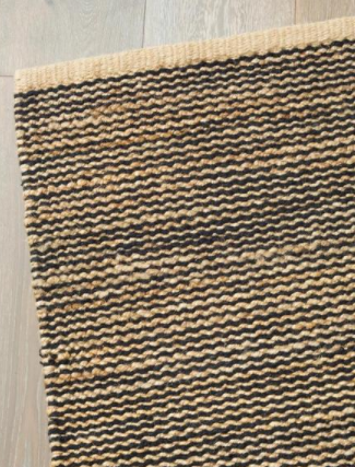 Armadillo & Co - Drift Weave Natural and Black