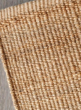 Armadillo&Co Nest Hemp Weave Natural Rug