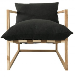 Neve Chair - Black