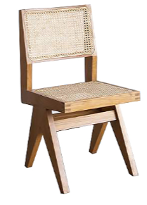 Normann dining chair - natural