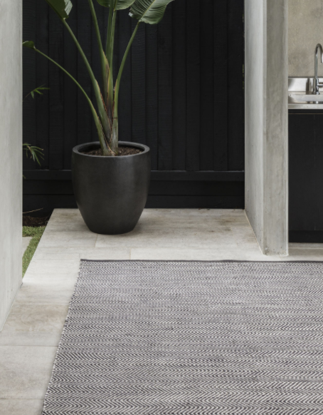 Armadillo & Co. - Quill Weave - Basalt&Fog