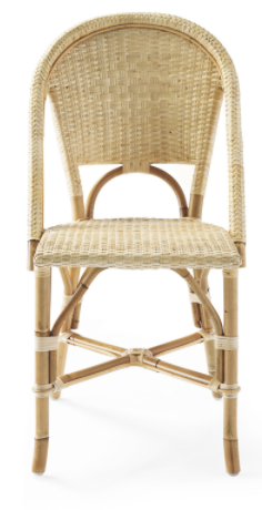 Saint Tropez Bistro Chair - Natural
