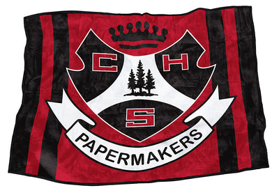Camas Papermakers blanket 60x80 inches