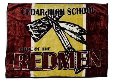 Cedar City HS Redmen