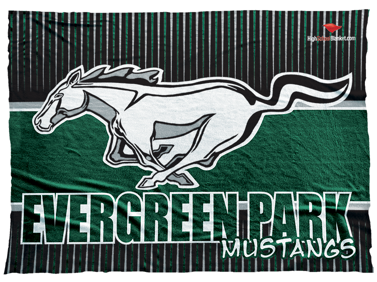 Evergreen Park Mustangs