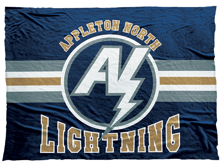 Appleton North Lightning Bolt