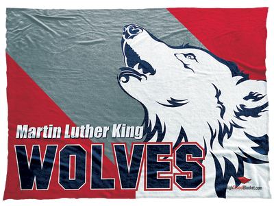 Martin Luther King Wolves