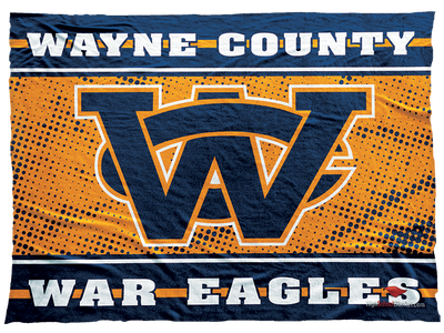 Wayne County War Eagles