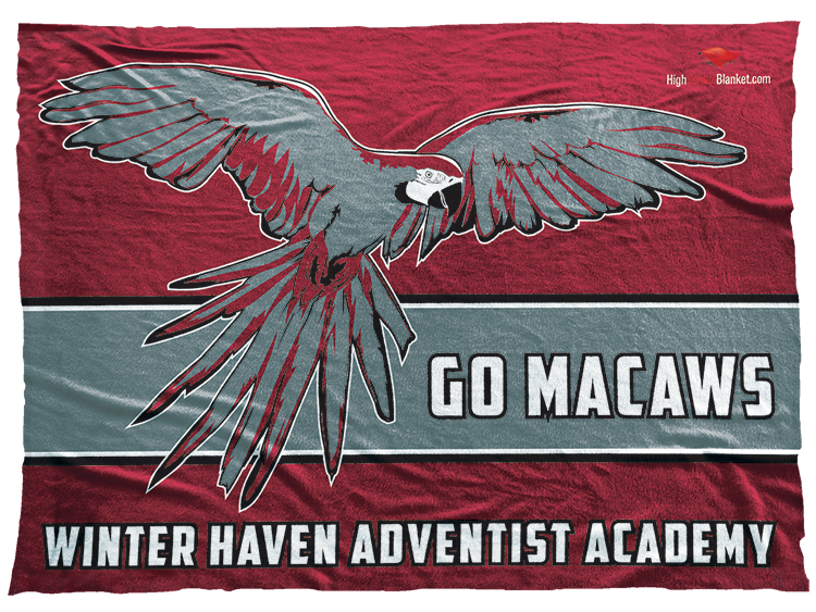 Winter Haven Adventist Academy Macaws