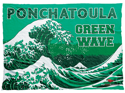 Ponchatoula Green Wave