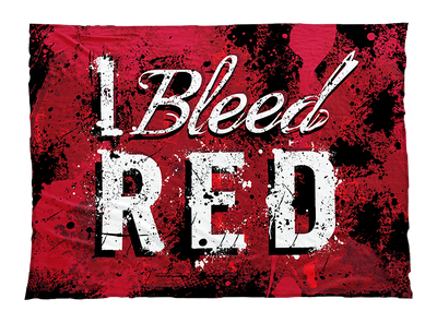 I Bleed Red