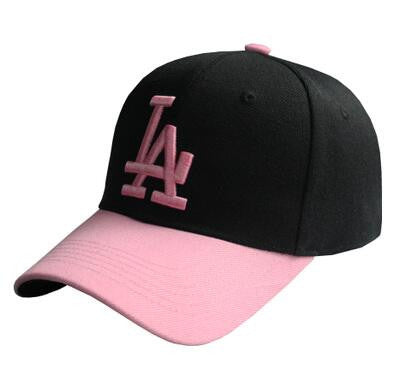 LA men and women Baseball Cap