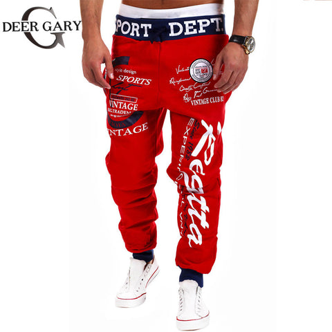 Men's Fashion Sport Joggers Pants