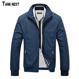 Men's Solid Fashion Jacket