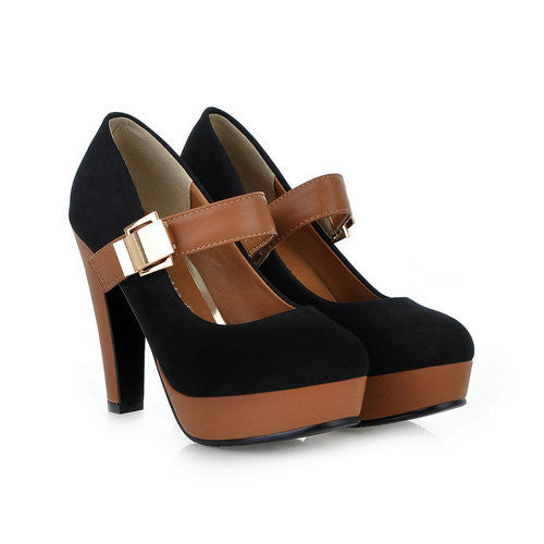 2014 sexy style thin heels mary janes pumps for women T1ZHD-9006 new arrived platforms high heels pumps shoes