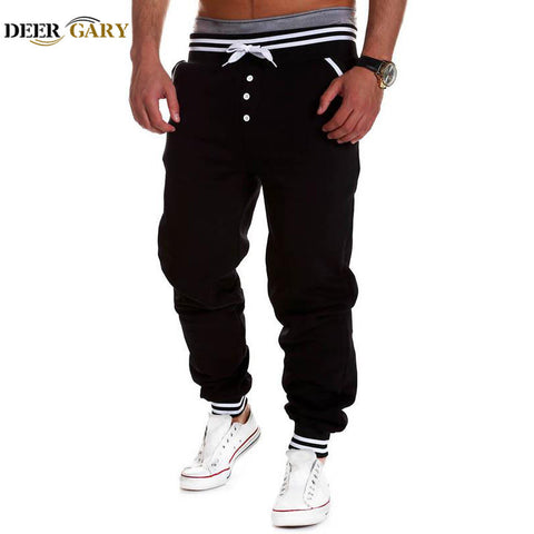 Casual Skinny Sport Sweatpants