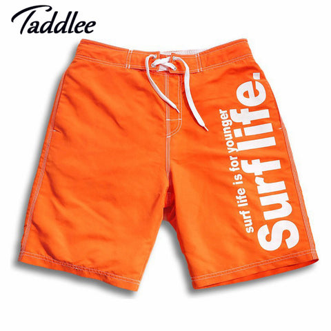 Male Brand beach shorts bermuda masculina Men quick-drying sport basketball shorts running shorts swimwear Surf boardshorts