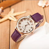 Fashion women Quartz watch Classical Geneva Silicone Jelly Watch Women casual beautiful Quartz  Wristwatch