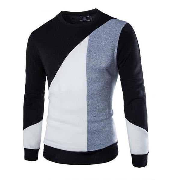 O-neck Long Sleeve Mens Sweater