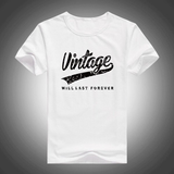 """Vintage"" Graphic T-shirts"