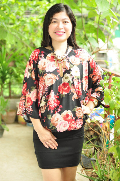 Tricia Blouse ITY 1810