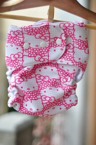 Fitted Presko Cloth Diapers D