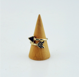 Fashion Vintage Women Arrow Finger Ring - BisCloset