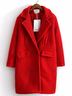 Fashion Winter Woolen Long Coat BisCloset