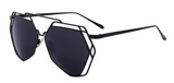Fashion Women Triangle Frame Sunglasses - BisCloset