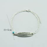 Leaf Fashion Anklet Chain Link Jewelry - BisCloset