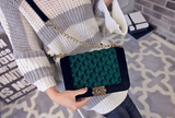 Velvet Green Women's Bag Fashion Handbag - BisCloset