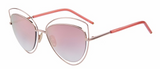 Women Cat Eye Sunglasses Big Frame - BisCloset