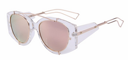 Women Sunglasses Double-Bridge Shades - BisCloset