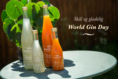 World Gin Day - Nohrlund cocktails