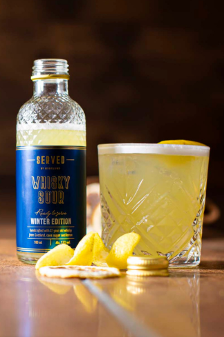 SERVED by Nohrlund Whisky Sour - Limited