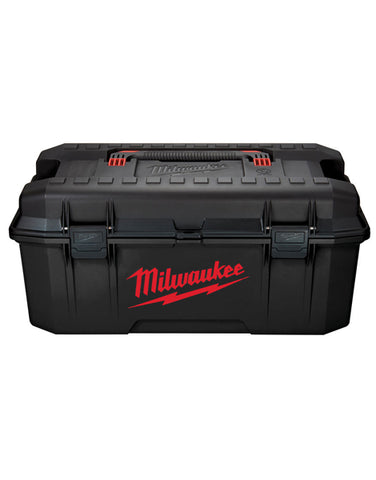 "MILWAUKEE 26"" IMPACT RESISTANT CONSTRUCTION TOOLBOX 4932430826"