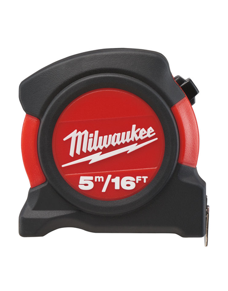 MILWAUKEE 5M/16FT METRIC & IMPERIAL MEASURING TAPE 48225616