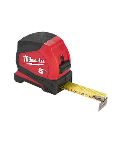 Milwaukee 5m Pro Compact Tape Measure 48226605
