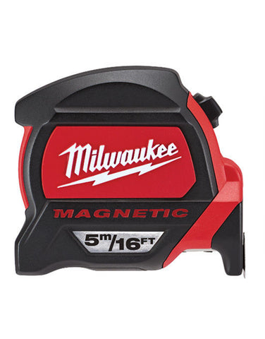 Milwaukee 5m/16ft Magnetic Next Generation Tape Measure 48227216