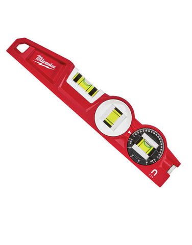 "Milwaukee 10"" Block Torpedo Level  4932459096"