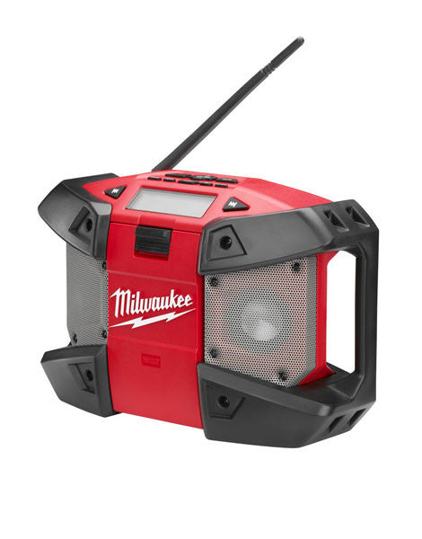 MILWAUKEE C12JSR-0 M12 COMPACT JOBSITE RADIO BODY ONLY