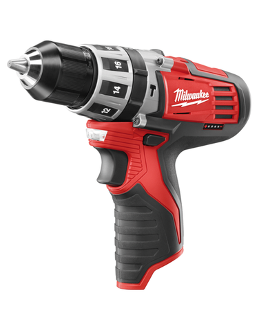 Milwaukee C12PD 12 Volt Percussion Combi Hammer Drill