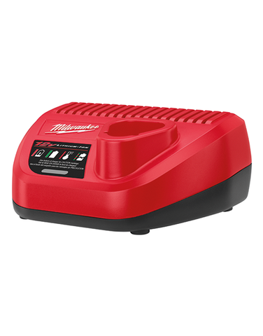 Milwaukee M12 C12C 12v 12volt Li-ion 30 Minute Battery Charger 230 Volt