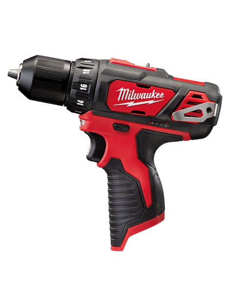 Milwaukee M12BDD 12volt 2 Speed Sub Compact Drill Driver Body Only