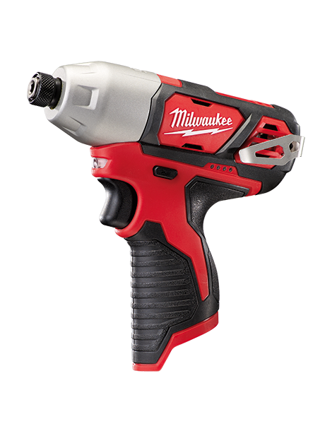 Milwaukee M12BID-0 12volt 165mm Sub Compact Impact Driver Body Only