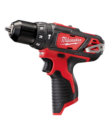 Milwaukee M12BPD 12v Li-ion Compact Percussion Drill