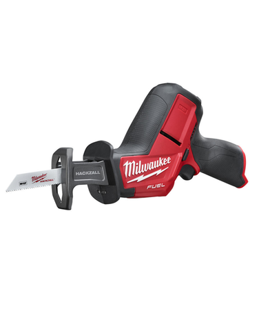 Milwaukee M12CHZ-0 12v Fuel HackZall Reciprocating Saw Bare Unit