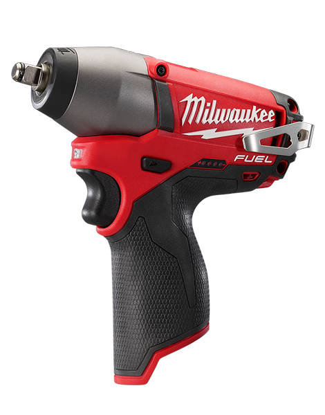 Milwaukee M12CIW38 12v Fuel Brushless M12 Impact Wrench 3/8 Body Only
