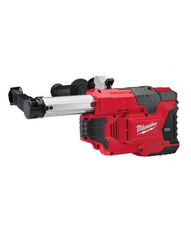 Milwaukee M12DE-0 Universal Hammer Drill Dust Extractor Body Only